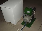 """Стоматологический компрессор EKOM DK50 S с шумопоглощающим шкафом."""""""